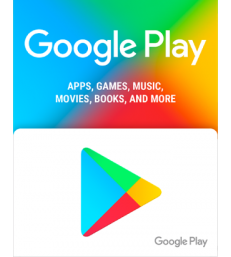 Google Play 100 AED