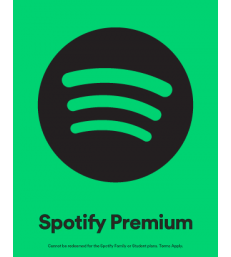 Spotify 1 Month LT