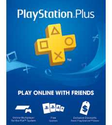 PlayStation Plus 365 Days CZ