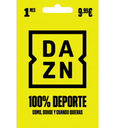DAZN 1 Month Subscription