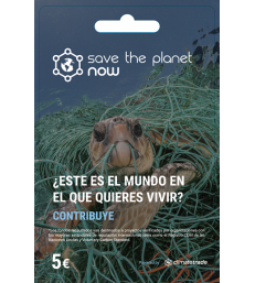 Save the planet now 5 €