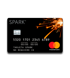 Spark 20€ **RECHARGE**